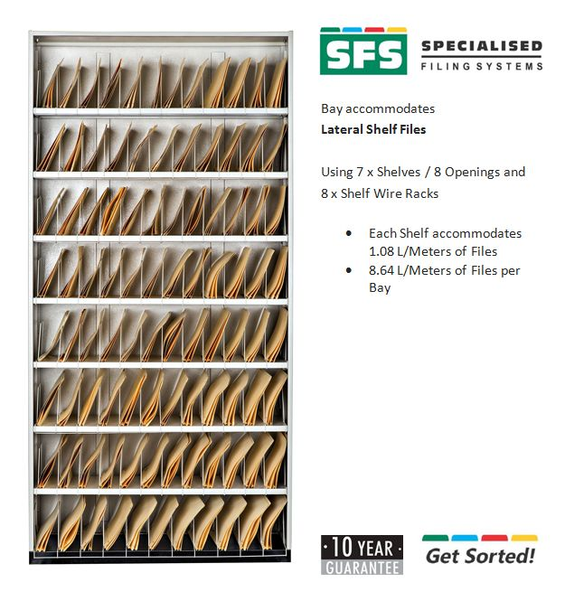 lateral shelf files